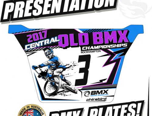 #20 – BMX EVENT PRESENTATION PLATES