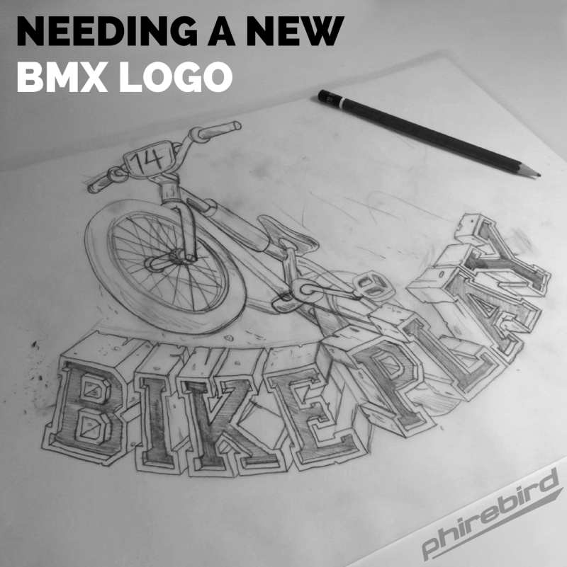 Need a new BMX Club Logo, allow Phirebird to create one today.