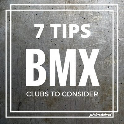 7 Tips BMX Clubs Should Consider BMX Plates Phirebird